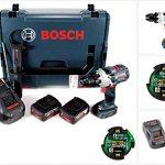 Bosch Professional - GSB 18V-85C Perceuse-visseuse à percussion dans L-BOXX avec 2 batteries 5,0 Ah Li-Ion, set d'accessoires de la marque Bosch Professional image 3 produit