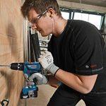 Bosch Professional GSB18-2-LI PLUS Perceuse visseuse à percussion 2 x 18 V 2 Ah (version et prise FR) de la marque Bosch image 3 produit