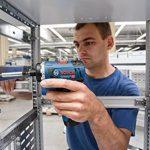 """Bosch Professional GSR 12V de 20HX Visseuse sans fil (avec 1/4""""– SIX pans creux, Click & Go, sans batterie, sans chargeur dans coffret L-Boxx) 06019d4103 de la marque Bosch Professional image 2 produit"""