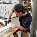 """Bosch Professional GSR 12V de 20HX Visseuse sans fil (avec 1/4""""– SIX pans creux, Click & Go, sans batterie, sans chargeur dans coffret L-Boxx) 06019d4103 de la marque Bosch Professional image 4 produit"""