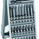 Bosch Professional GSR 12V-15 Perceuse sans fil avec 39 pièces Set d'accessoires, 2 batteries 2,0 AH, Chargeur de batterie avec pochette de rangement, 12 V de la marque Bosch Professional image 3 produit