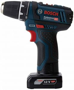 Bosch Professional GSR12V-15 Perceuse visseuse 1x 2,0 + 1x 4,0 Ah de la marque Bosch image 0 produit