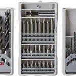 Bosch Professional GSR12V-15 Perceuse visseuse 1x 2,0 + 1x 4,0 Ah de la marque Bosch image 2 produit