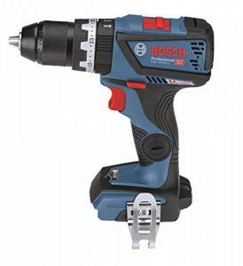Bosch Professional L-BOXX 18V-60 C Perceuse-visseuse à percussion à batterie 18V Batterie non incluse Couple max. 60Nm Diamètre de la vis 10mm de la marque Bosch image 0 produit
