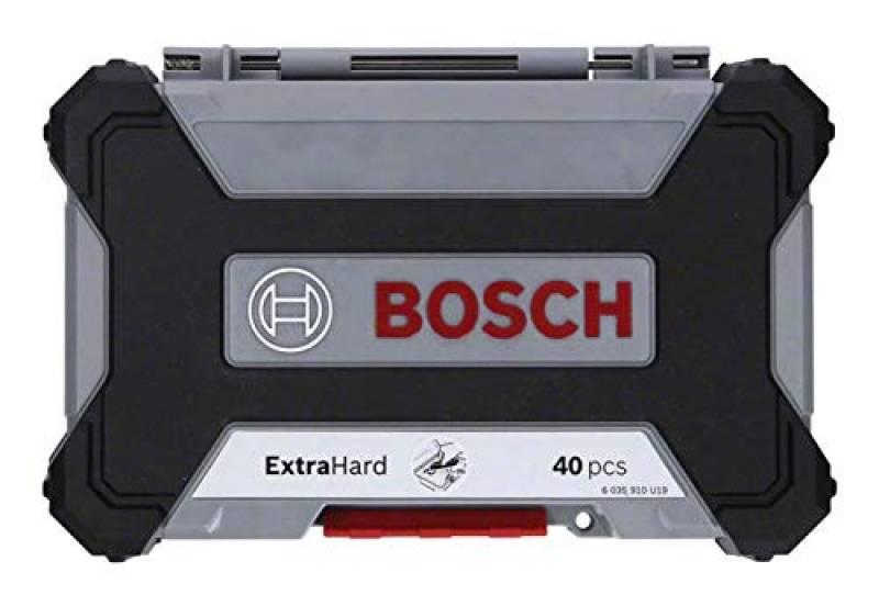 2/avec insert 1/batterie 4,0/Ah et chargeur AL1860CV Bosch Marteau perforateur sans fil avec fonction de burinage GBH 18 V-EC dans mallette L-Boxx