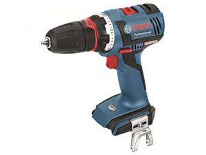 Bosch Professional Perceuse-visseuse sans fil et batterie, batterie + GSR 18–2-LI Plus bohrsch. solok de la marque Bosch image 0 produit
