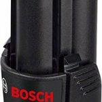 Bosch Professional Perceuse-visseuse sans fil GSB 12V-15, 2x2.0 Ah + accessoires + sac de transport - 0615990GB1 de la marque Bosch Professional image 1 produit
