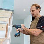 Bosch Professional Perceuse-Visseuse sans-Fil GSR 18-2-LI Plus (2 Batteries de 2,0 Ah, Chargeur Rapide, L-BOXX, 18 V, Couple Maxi : 63 Nm, Ø de Vissage Maxi : 8 Mm) de la marque Bosch Professional image 2 produit