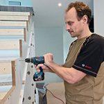 Bosch Professional perceuse-visseuse sans-fil GSR 18V-28 (2 batteries 5,0 Ah, 18 V, ∅ de vissage maxi : 8 mm, L-BOXX) de la marque Bosch Professional image 3 produit