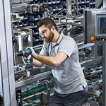 Bosch Professional Perceuse-Visseuse sans-fil GSR 18V-EC (2 Batteries de 4,0 Ah, 18 V, Ø de Vissage Maxi : 10 mm, dans L-BOXX) de la marque Bosch Professional image 1 produit