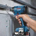 Bosch Professional visseuse à chocs GDR 18V-160 (2 batteries 2,0 Ah, 18 V, couple maxi : 160 Nm, L-BOXX) de la marque Bosch Professional image 2 produit