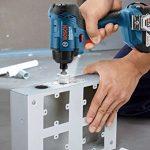 Bosch Professional visseuse à chocs GDR 18V-160 (sans batterie, 18 V, couple maxi : 160 Nm , L-BOXX) de la marque Bosch Professional image 3 produit