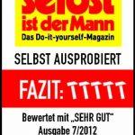 Bosch Visseuse sans fil à barillet PSR Select avec coffret, 12 embouts de vissage intégrés, batterie intégrée et chargeur 0603977000 de la marque Bosch image 1 produit