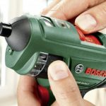 Bosch Visseuse sans fil à barillet PSR Select avec coffret, 12 embouts de vissage intégrés, batterie intégrée et chargeur 0603977000 de la marque Bosch image 3 produit