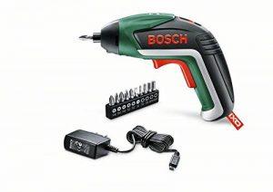 Bosch Visseuse sans fil IXO V Classique avec chargeur et 10 embouts de vissage Bboîte en Métal 06039A8000 de la marque Bosch image 0 produit