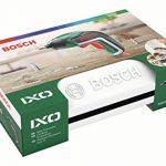 Bosch Visseuse sans fil IXO V Classique avec chargeur et 10 embouts de vissage Bboîte en Métal 06039A8000 de la marque Bosch image 1 produit