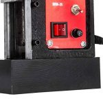 Chrisun BRM35 Perceuse de Magnétique 12-35mm 980W Carotteuse Magnétique 680RPM Perceuse Magnétiqu de la marque Chrisun image 4 produit