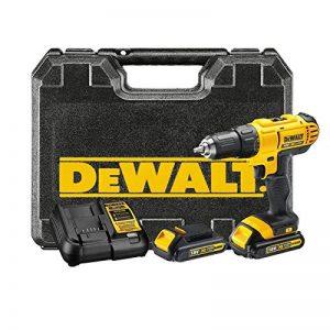 Dewalt DCD771C2-QW Perceuse-visseuse, 18 V, Jaune/noir de la marque DeWalt image 0 produit