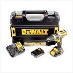 DeWalt DCD795D2-QW Perceuse visseuse sans balais XR 18V, 13mm, 60Nm, Li-Ion, 1,5Ah avec mallette TSTAK de la marque DeWalt image 1 produit