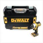 """DeWalt DCF887NT-XJ 18V XR LI-IONVisseuse à impacts sans balais XR 18V 1/4""""205Nm Chargeur/batterie non inclus Mallette TSTAK incluse de la marque DeWalt image 1 produit"""