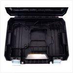 DeWalt DSD796NT Perceuse-visseuse à percussion sans fil sur batterie (460W, 18V, lampe de travail à LED, technologie de moteur sans balais (brushless), boîtier 2vitesses en métal plein, 15niveaux de réglage du couple) de la marque DeWalt image 3 produit