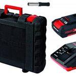 Einhell Marteau-perforateur sans fil sur batterie TE-HD 18 Li Kit Power-X-Change (18 V, Fréquence de frappe 0-5.700 cps/min, Couple 9,9 Nm) VERSION KIT, LIVRE AVEC BATTERIE ET CHARGEUR de la marque Einhell image 2 produit