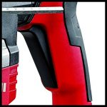 Einhell Marteau perforateur TE-RH 38 E (1050 W, Mandrin SDS-MAX, Livré en coffret avec une butée de profondeur en métal et une poignée supplémentaire avec rainurage antidérapant) de la marque Einhell image 4 produit