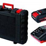 Einhell Perceuse Visseuse sans fil sur batterie TE-CD 18/2 Li Kit Power X-Change (18 V, 1,5 Ah, Temps de charge : 30 min, Couple : 44 Nm) VERSION KIT, LIVRE AVEC 2 BATTERIES ET 1 CHARGEUR de la marque Einhell image 2 produit