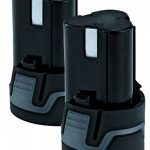 Einhell Perceuse Visseuse sans fil TE-CD 12 Li 2B (12 V, 1,3 Ah, Couple : 25 Nm, Fonction arrêt rapide, Livré en coffret avec un chargeur rapide et une batterie supplémentaire) de la marque Einhell image 1 produit
