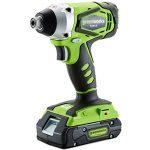 Greenworks Visseuse à chocs sans fil 24V Lithium-ion (sans batterie ni chargeur) - 3801307 de la marque Greenworks Tools image 1 produit