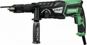 Hitachi DH28PMY Perforateur marteau 3,4J + mandrin de la marque Hitachi image 0 produit
