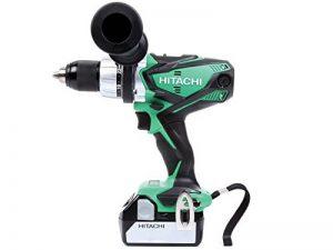 Hitachi DV18DSDL Perceuse visseuse à percussion avec 2 batteries 18 V/5 Ah de la marque Hitachi image 0 produit