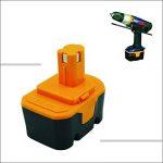 KINSUN Remplacement Outil électrique Batterie 14.4V 2.0Ah pour Ryobi Perceuse Sans Fil Pilote d'impact 130224010 130281002 1314702 1400144 1400655 1400656 1400671 4400011 130224017 HP1441 RY6201 de la marque KINSUN image 2 produit