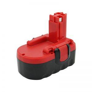 KINSUN Remplacement Outil électrique Batterie 18V 1.5Ah pour Bosch Perceuse Sans Fil Pilote d'impact 2 607 335 266 2 607 335 278 2 607 335 535 2 607 335 536 2 607 335 688 GKS 18V GSR 18V de la marque KINSUN image 0 produit