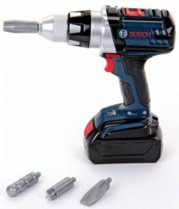 Klein - 8264 - Jeu d'imitation - Visseuse à accu électronique Bosch Professional de la marque Klein image 0 produit