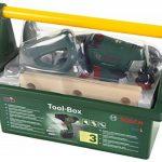 Klein - 8520 - Jeu d'imitation - Caisse à outils Bosch avec visseuse électronique de la marque Klein image 1 produit