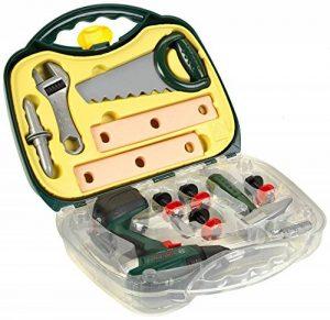Klein - 8584 - Jeu d'imitation - Mallette outils Bosch transparente avec visseuse électronique de la marque Klein image 0 produit