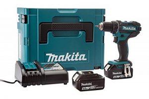 Makita DDF482RMJ Perceuse visseuse en coffret Makpac avec 2 batteries 18 V 4 Ah de la marque Makita image 0 produit