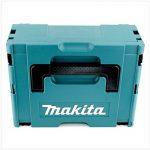 Makita DHP482RTJ Perceuse visseuse à percussion + 2 batteries 18V 5Ah Li-ion + coffret Makpac Bleu de la marque Makita image 3 produit