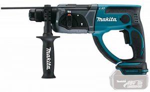 Makita DHR202ZJ Perforateur burineur SDS Plus en coffret makpac 18 V de la marque Makita image 0 produit