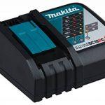 Makita DHR243RTJ Perforateur Burineur SDS Plus en Coffret Makpac avec Mandrin/2 batteries 18 V 5 Ah de la marque Makita image 1 produit