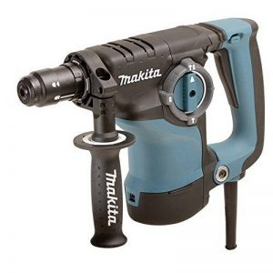 Makita HR2811FT - Marteau-Plus léger Sds 800W vertical 3 positions 3,6 kg + Mandrin Auto( Un ciseau et un ensemble de 15 bits ne sont pas inclus avec le produit) de la marque Makita image 0 produit