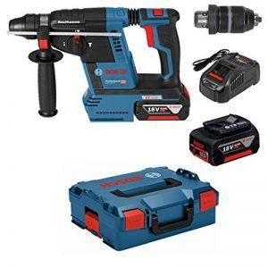 Marteau perforateur sans fil GBH 18V Batterie de 26F Professional de la marque Bosch Professional image 0 produit