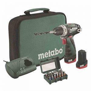 Metabo Perceuse-visseuse sans fil POWer Maxx, 1pièce, 600079510 de la marque Metabo image 0 produit