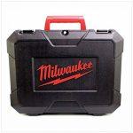 Milwaukee m18 bPD 403 c visseuse à percussion sans fil-batterie 18 v + 3 batteries de batterie 4 ah avec chargeur et coffret de la marque Milwaukee image 3 produit