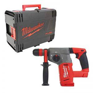 MILWAUKEE Perforateur burineur SDS-Plus M18CHX-0X - 4933451430 (solo) 2,5j, 26 mm avec dynacase de la marque Milwaukee image 0 produit