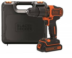perceuse percussion black et decker TOP 10 image 0 produit
