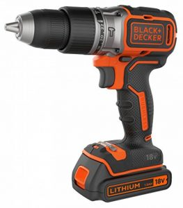 perceuse percussion black et decker TOP 12 image 0 produit
