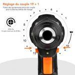 perceuse visseuse batterie TOP 9 image 2 produit