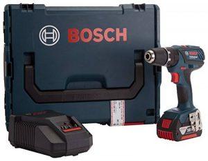 Perceuse visseuse à percussion avec batterie en coffret L-boxx 18 V 5 Ah de la marque Bosch image 0 produit